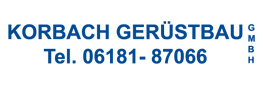Korbach Gerüstbau GmbH Hanau | Fassadengerüste, Treppentürme,Raumgerüste, Spezialgerüste
